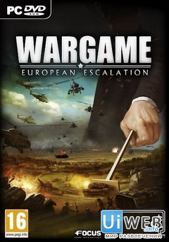 Wargame - European Escalation ( 2012 / Rus / Eng )