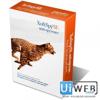 XoftSpySE Anti-Spyware 7.0.1