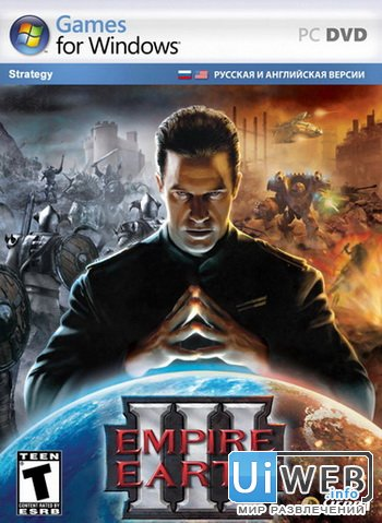 Земля Империи 3 / Empire Earth 3 ( 2009 / Rus / Eng / Repack )