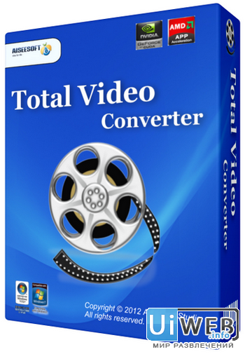 AiseeSoft Total Video Converter v 6.2.28
