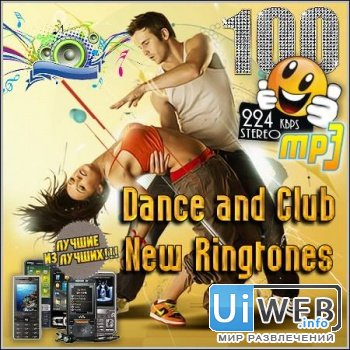 Dance and Club New Ringtones ( 2012 )