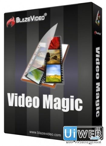 Blaze Video Magic Pro 6.0.0.2