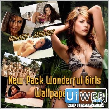 New Pack Wonderful Girls Wallpapers