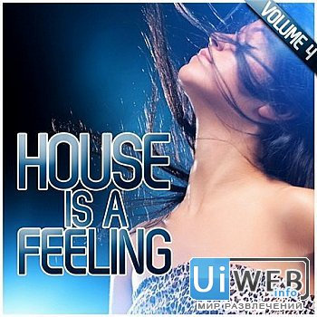 VA - House Is a Feeling, Vol. 4 ( 2012 )
