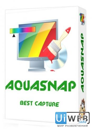 AquaSnap 1.6.3 ML / Rus + Portable