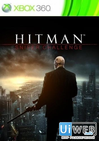 Hitman - Absolution - Sniper ChallEnge ( 2012 / XBOX360 / DEMO )