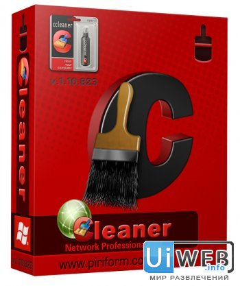 CCleaner Network Professional 1.10.823