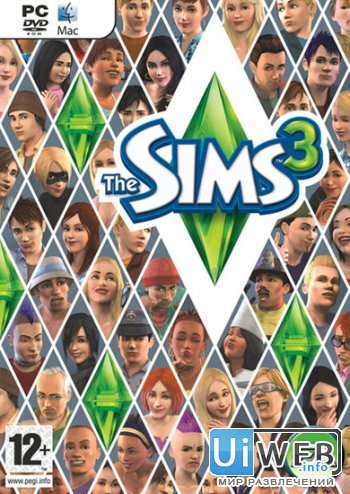 The Sims 3 All ( 2012 / PC / Rus / Repack )