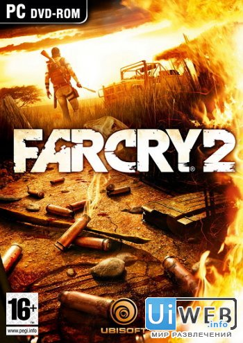 Far Cry 2 ( 2008 / Rus / RePack / PC )