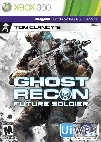 Tom Clancys Ghost Recon - Future Soldier ( 2012 / XBOX360 )
