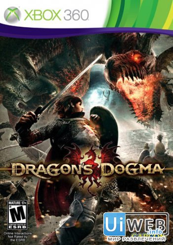 Dragons Dogma ( 2012 / XBOX 360 )
