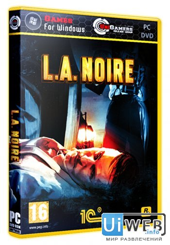 L.A. Noire - The Complete Edition ( 2011 / RePack )