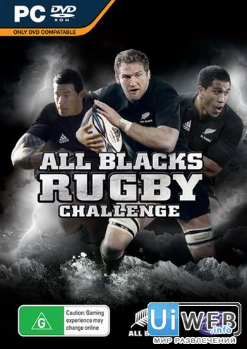 Rugby Challenge ( 2011 / Rus / RePack )