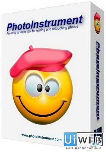 PhotoInstrument 5.4.550 ( 2012 / Multi / Rus )