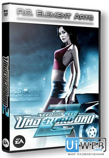 Need for Speed - Underground 2 ( 1.2 ) ( 2006 / Rus ). RePack