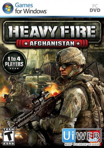 Heavy Fire Afghanistan ( 2012 / Eng / Full / RePack ) РС