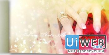 After Effects проект - Wedding Photo Album And Slideshow II