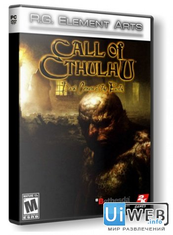 Call of Cthulhu - Dark Corners of the Earth ( 2006 / Rus / RePack )
