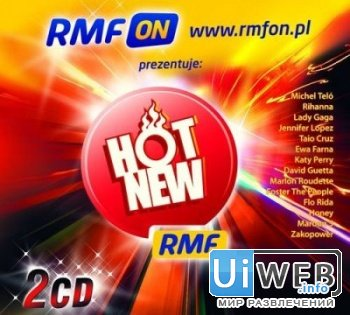 VA - RMF Hot New 2012 ( 2012 )