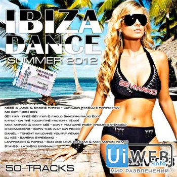Ibiza Dance Summer ( MP3 / 2012 )