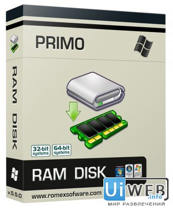 Primo Ramdisk Ultimate Edition v5.5.0 Final ML / Rus