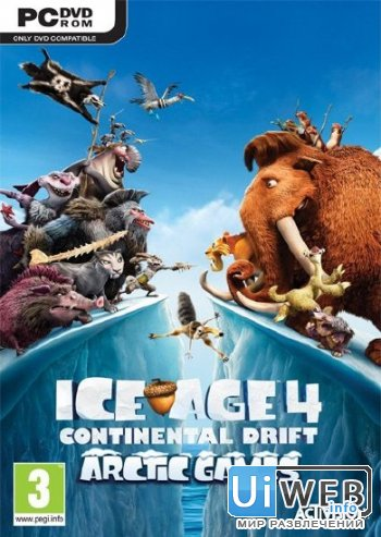 Ice Age - Continental Drift ( 2012 / Eng / Repack )