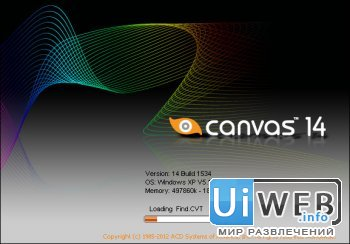 ACDSee Canvas with GIS+ 14.0 Build 1534