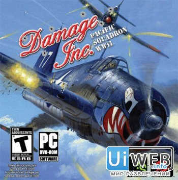 Damage Inc. Pacific Squadron WWII ( 2012 / Multi5 / Eng / Full / RePack )
