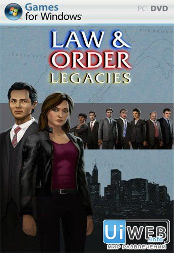 Law and Order Legacies. Episode 1 to 7 (2012/Rus/Eng/Repack)