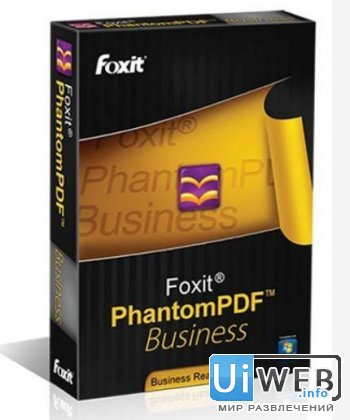 Foxit PhantomPDF Business 5.4.2.0918 ( x86 / x64 )